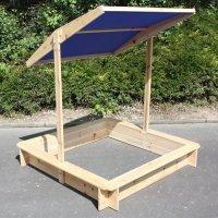 sandkasten mit dach sandkasten vergleich und tipps. Black Bedroom Furniture Sets. Home Design Ideas